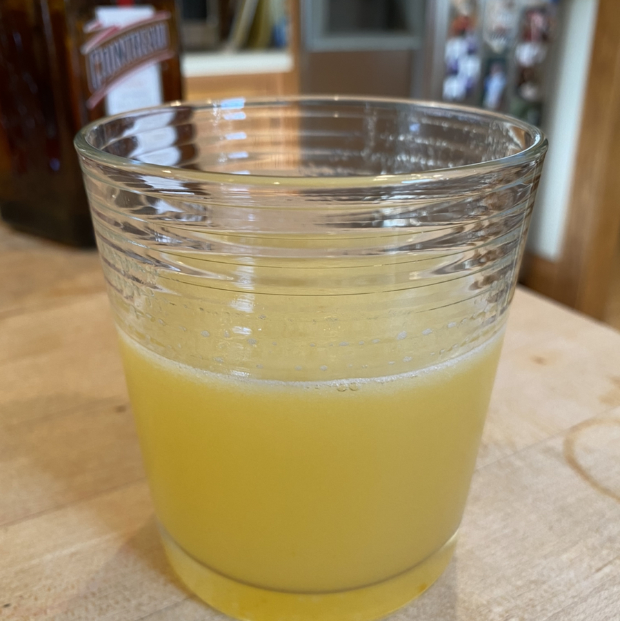 Passion Fruit Chili Margarita