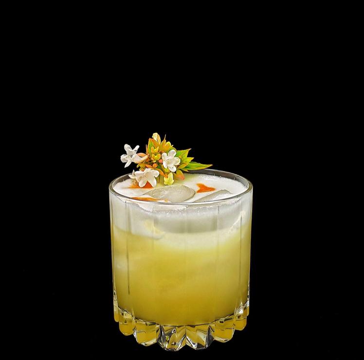 Raleigh Rum Sour
