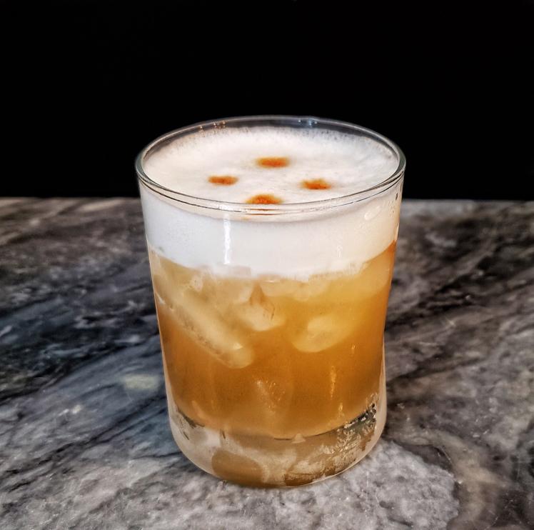 Scotch Sour
