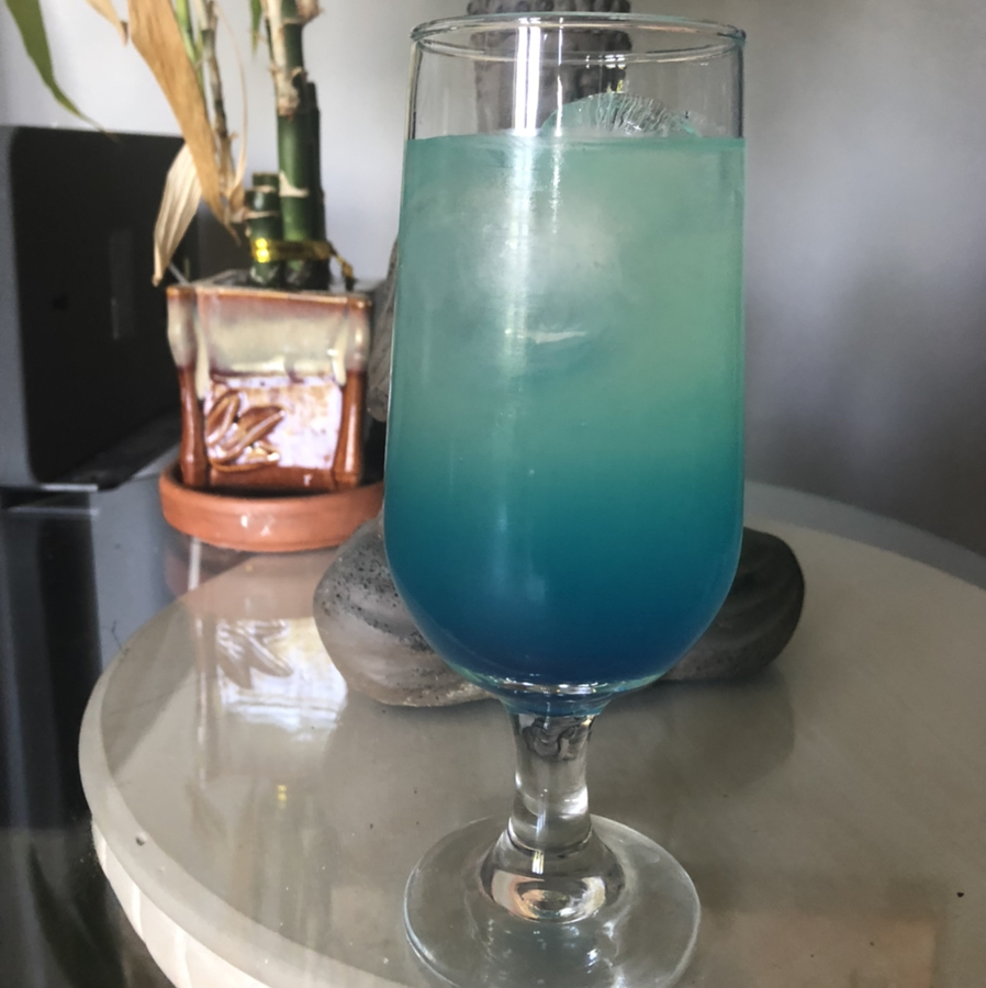 Blue citrus