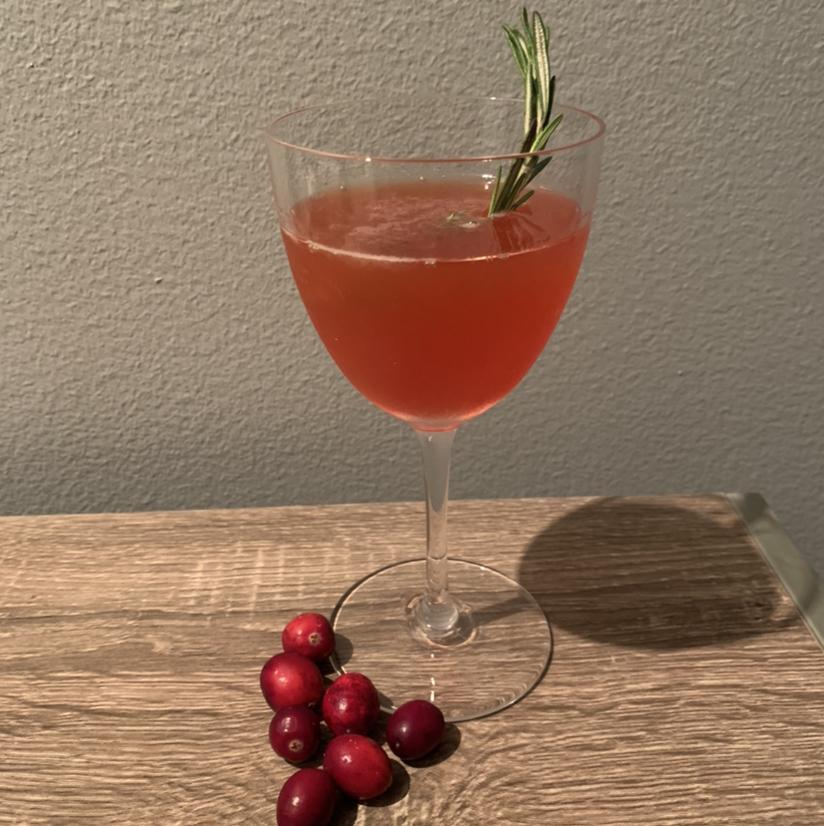 Rye Cranberry Smash