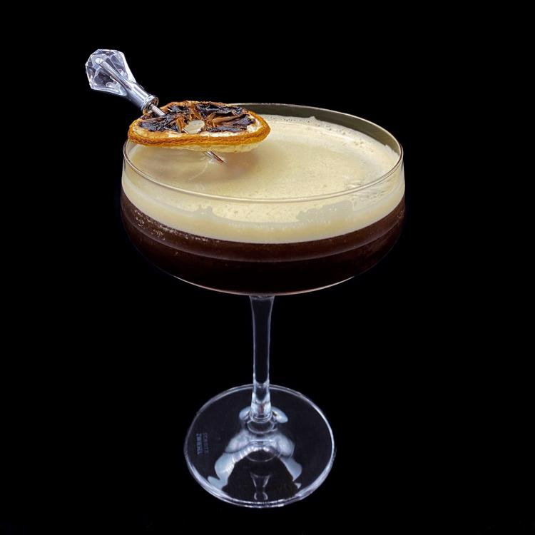 Vanilla Coffee  🍸 ☕️