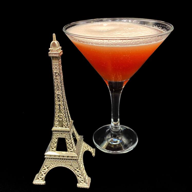 French Martini 🍸 🇫🇷
