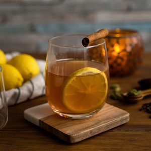 Sloe Chai Toddy
