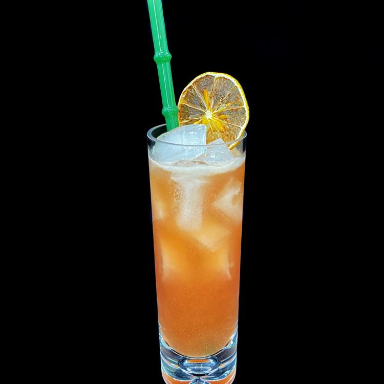 Blood Orange Raspberry Sour