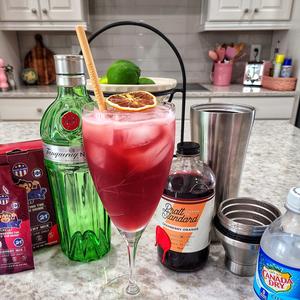 Cranberry Gin Spritz