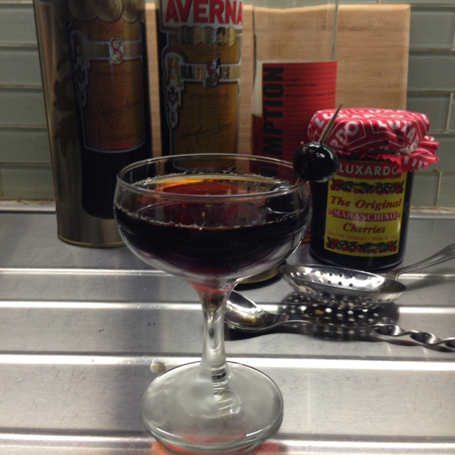 Black Manhattan #3