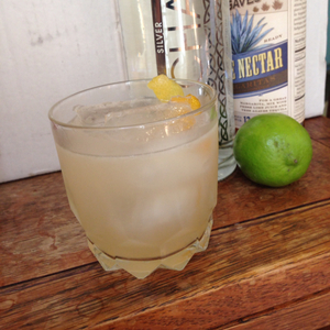 Basic Agave Margarita