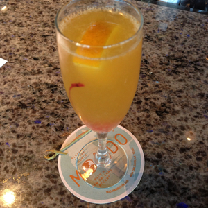 French 75 w Cognac