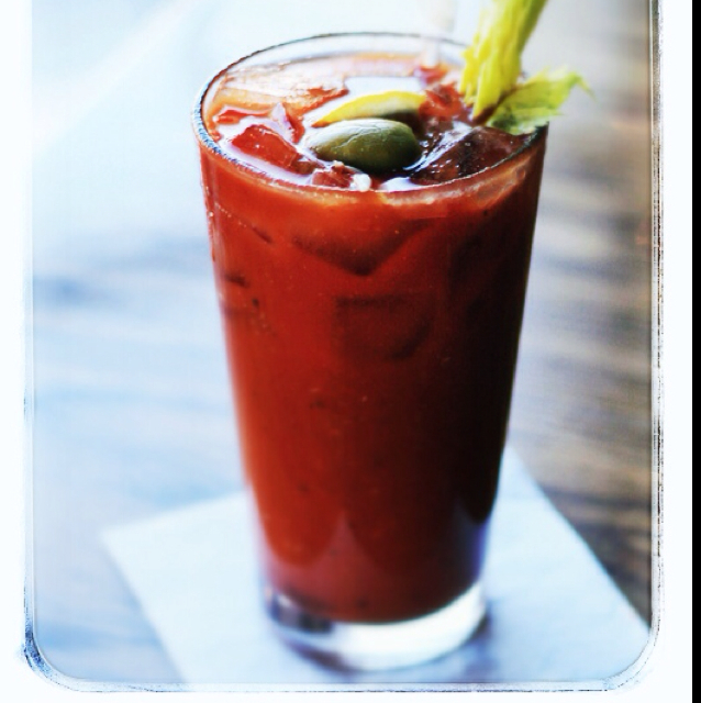 Dark & Bloody Bourbon Mary