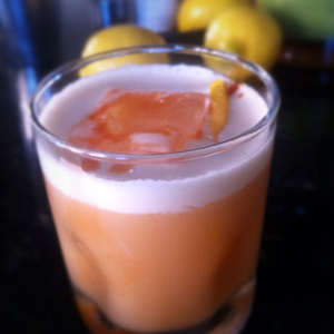 Improved Whiskey Sour