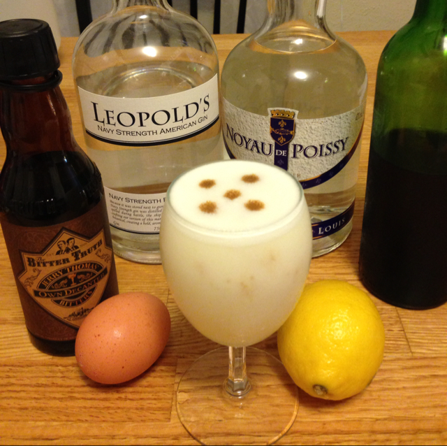 Navy Sour