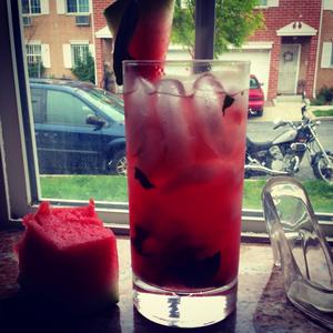 Watermelon Zin Mojito