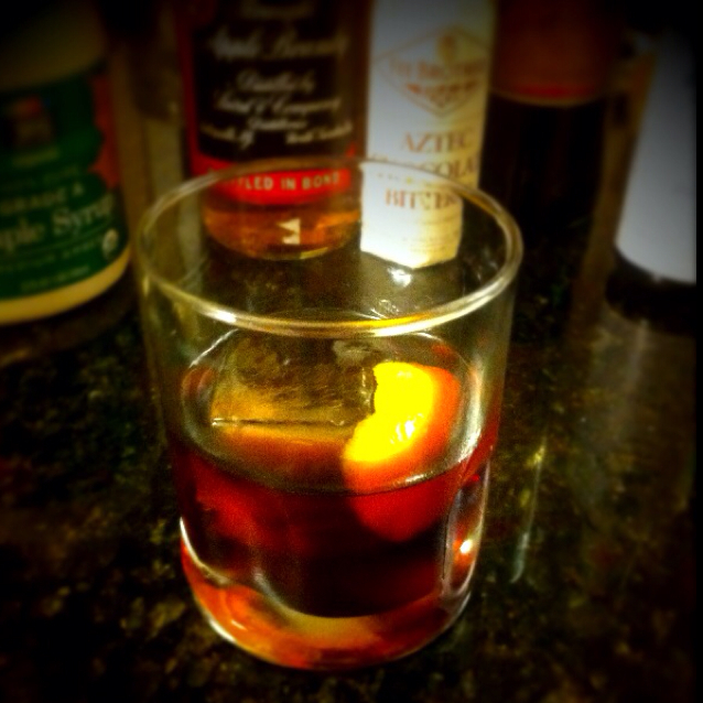 Bonded Old Fashioned