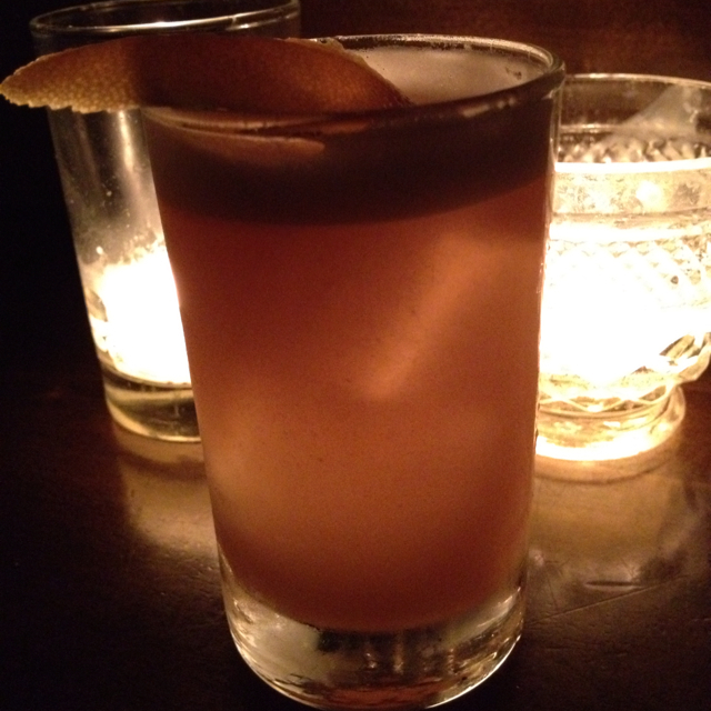 BarNotes Cocktail