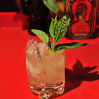 The Tequila Julep