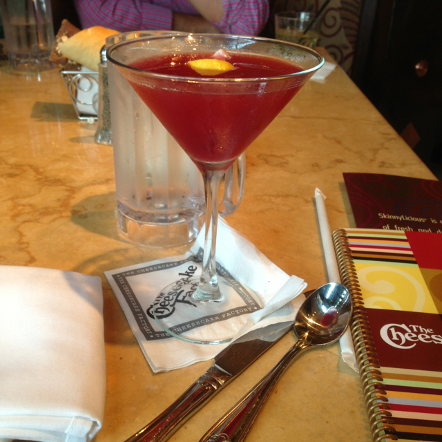 The Ritz Martini
