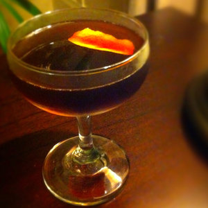 Black Manhattan #2
