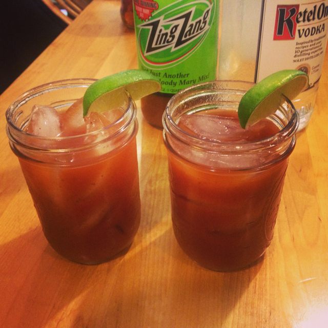 Gameday Bloody Mary