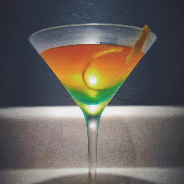 The Lynd Martini