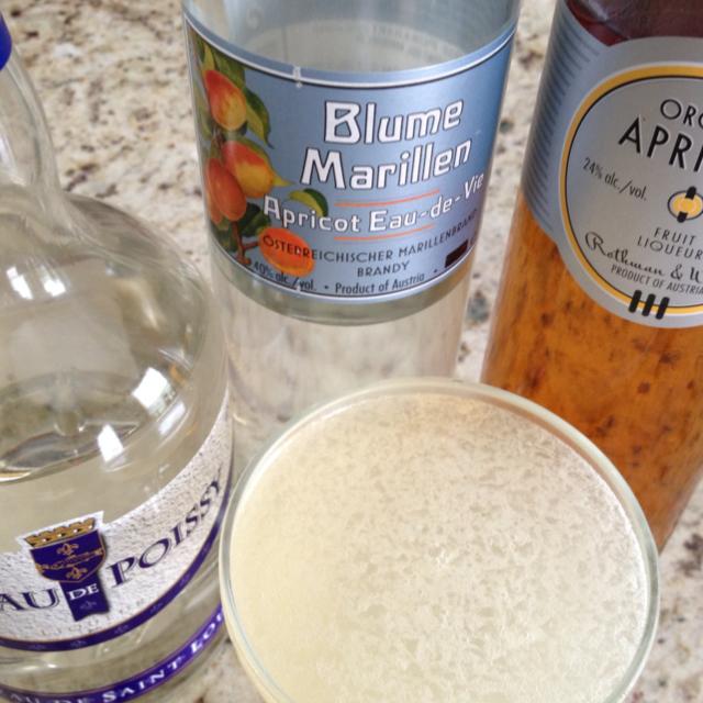 Apricot Sour