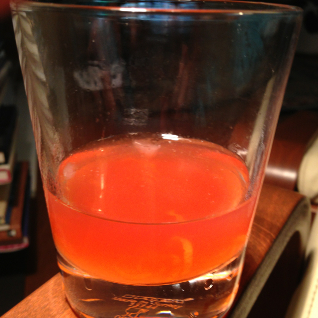 Sort of Sazerac