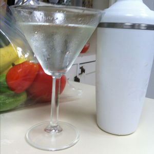 The Squeaky Clean Martini