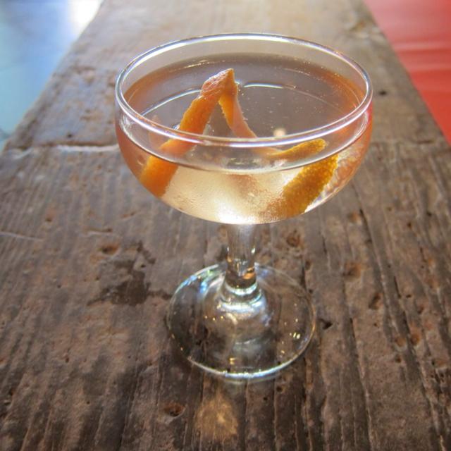 Suerte Cocktail