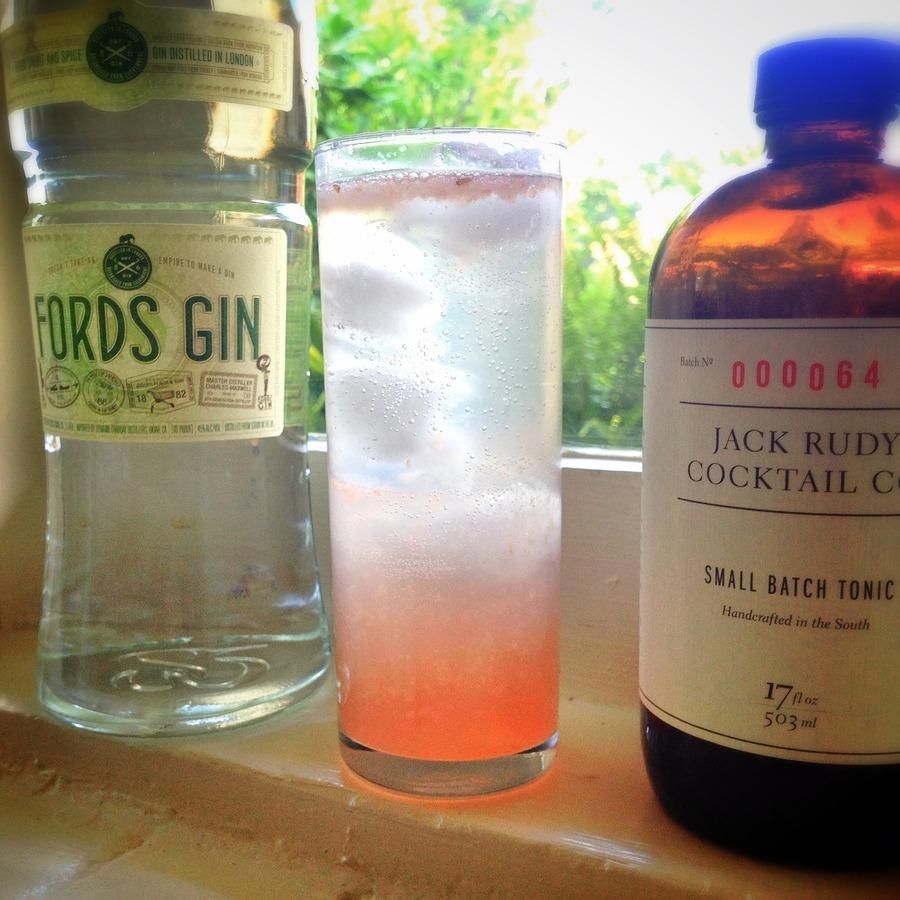 Watermelon Gin & Tonic