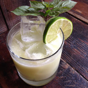 Thai Coconut Rickey