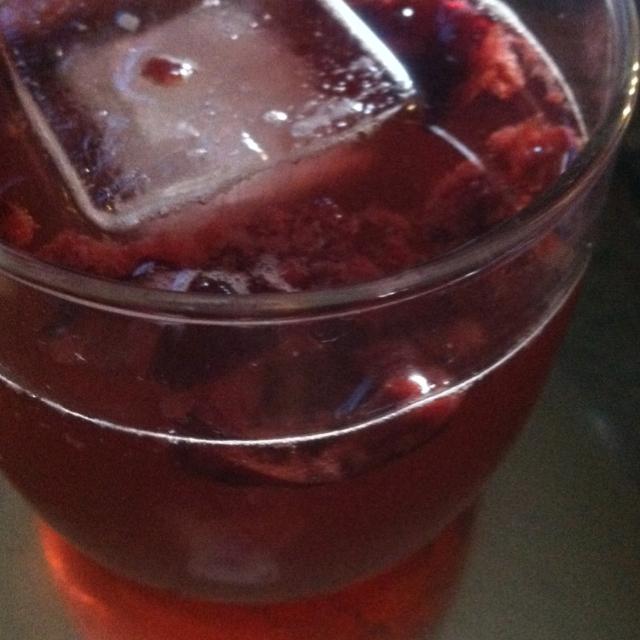 Tipsy cherry