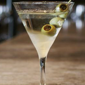 The Classically Organic Martini