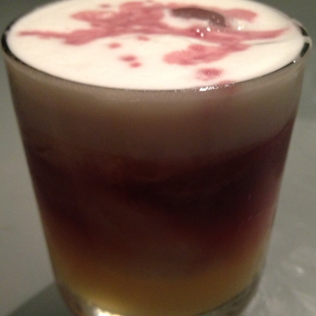 New York Sour