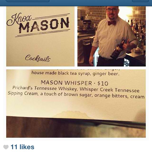 Mason Whisper