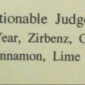 Questionable Judgement