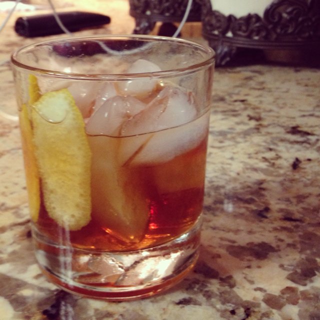 Bacon Old Fashioned
