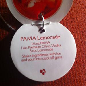Pama Lemonade