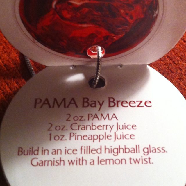 Pama Bay Breeze