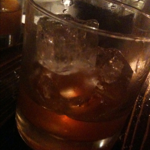 No Name #3 (Chipotle Old Fashioned)