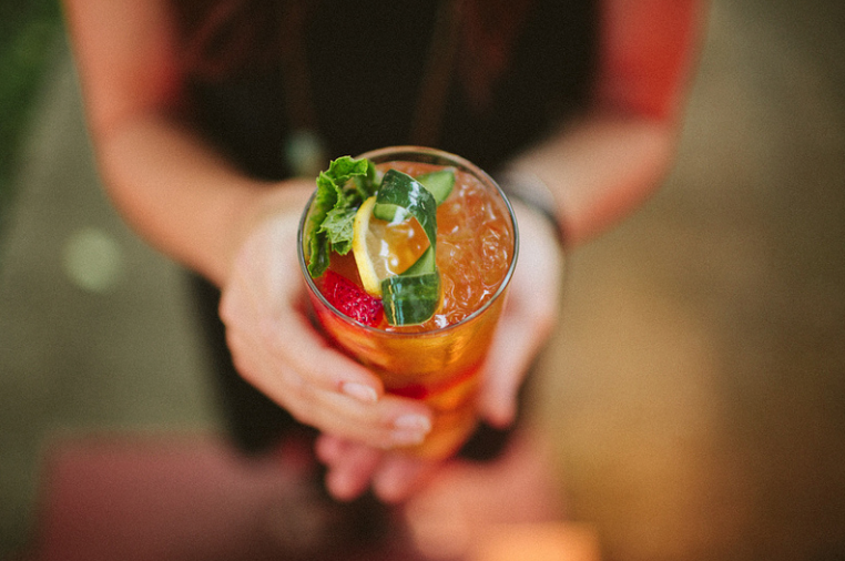 The World's Best Pimm's Cup