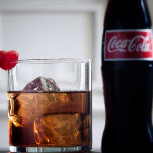 Bourbon Cola
