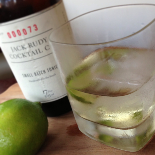 G&T Old Fashioned