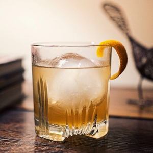 Chocolate Bacon Old Fashioned