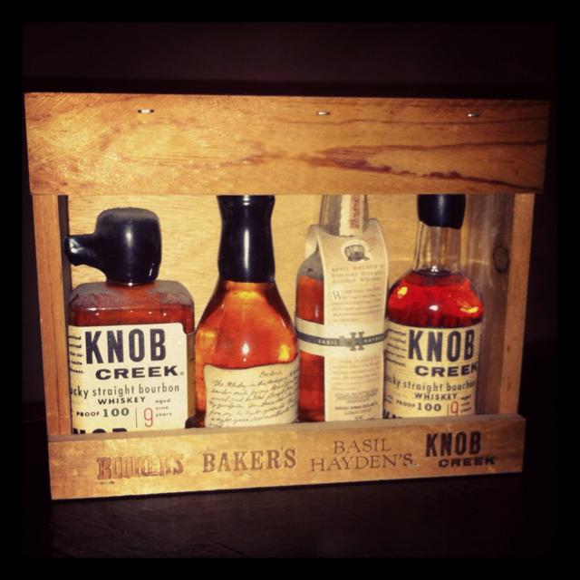 Bourbon Sampler