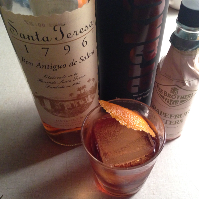 Venezuelan Old Fashioned