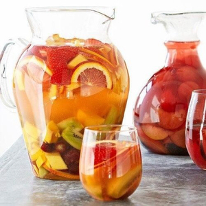 Tropical White Sangria