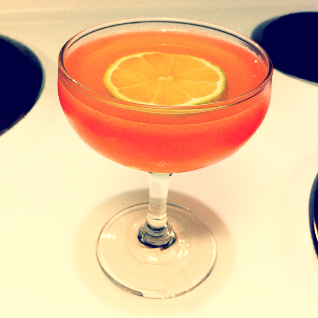 The Manor Cocktail