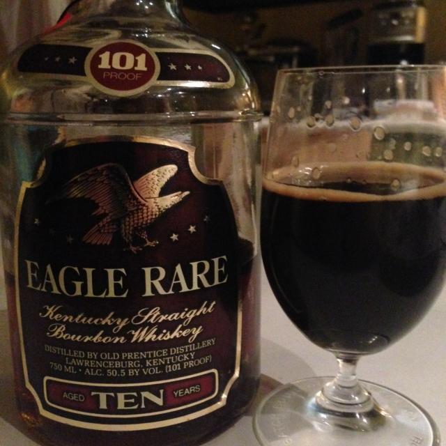 A Rare Eagle