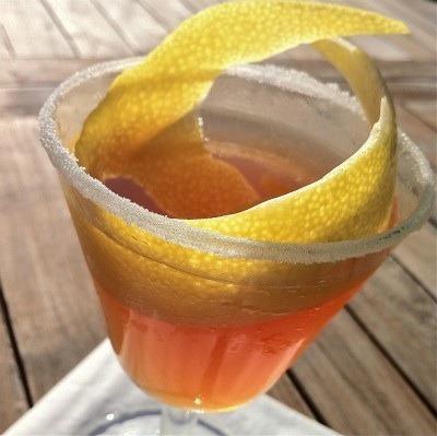 Bourbon Crusta