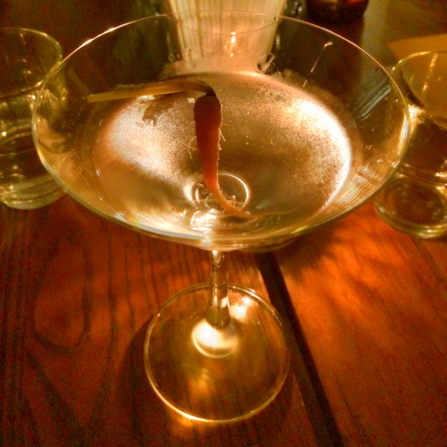 Herbed Martini